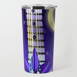 Fusion Keyblade Guitar #106 - Saix's Claymore & Star Seeker Travel Mug