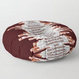 Totem 1 / Origen Floor Pillow