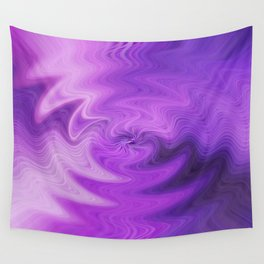 Purple daze 9 Wall Tapestry