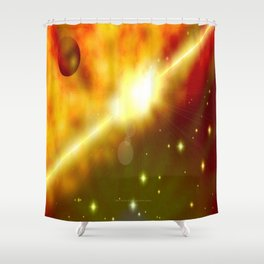 SPACE 041514 - 060 Shower Curtain