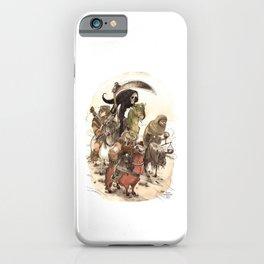 Four Horsemen iPhone Case