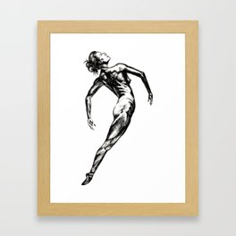 Uplifted Framed Art Print