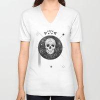 sagittarius V-neck T-shirts featuring Sagittarius by Josh Ln