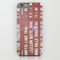 Trail Miles Slim Case iPhone 6s
