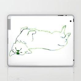 Simplistic Corgi Laptop & iPad Skin