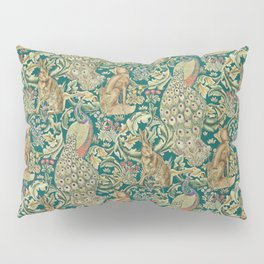 The Forest  William Morris Pillow Sham