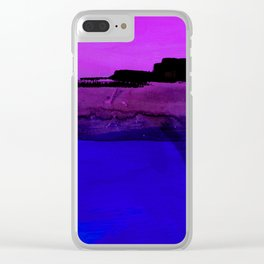 Mesa No. 100D by Kathy Morton Stanion Clear iPhone Case