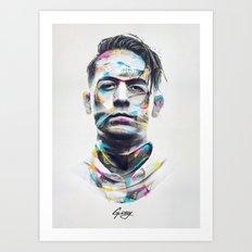 G-Eazy Art Print