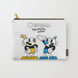 Cuphead HERO Carry-All Pouch