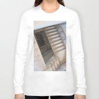 escher Long Sleeve T-shirts featuring Escher by KMZphoto