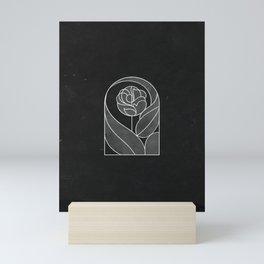 Final Bloom Mini Art Print