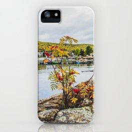 US Coast Guard - Station North Superior, Grand Marais, Minnesota 1 iPhone Case