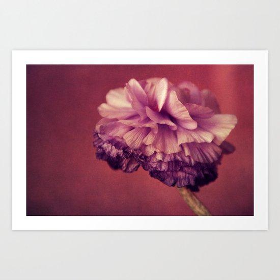 purple days Art Print