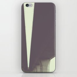 concrete forest iPhone Skin