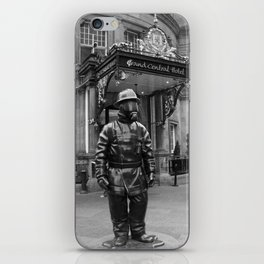 Gas Central iPhone Skin