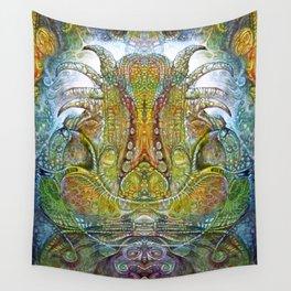 FOMORII THRONE Wall Tapestry
