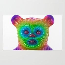 Neon Ewok Rug