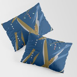Seaweed Graphic Pattern JFS Pillow Sham