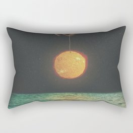 Greenhouse Effect Rectangular Pillow