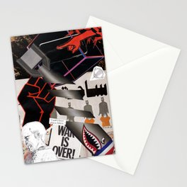 War is Over... Believe it! Stationery Cards
