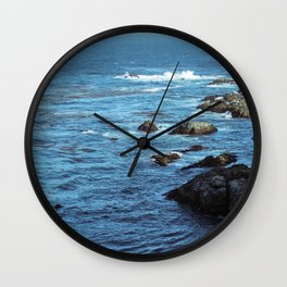 Pacific Blue Wall Clock