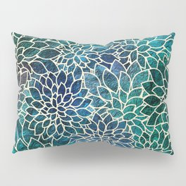 Floral Abstract 4 Pillow Sham