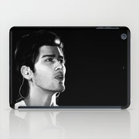 zayn iPad Cases featuring Zayn by Judit Mallol