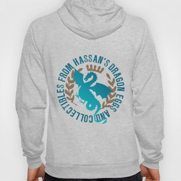 Hassans Collectibles and Curiosities Hoody