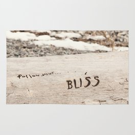 Follow Your Bliss Rug