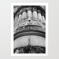 milwaukee Art Prints featuring Milwaukee Architecture by Kayleigh Rappaport