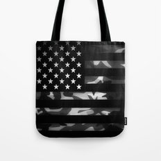 American camouflage Tote Bag