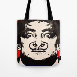 Doodle Dali Tote Bag