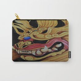 Temple Guardian Carry-All Pouch