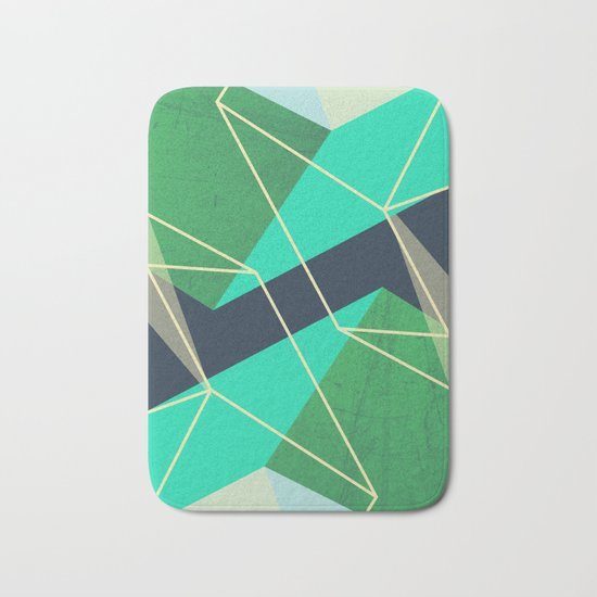 ColorBlock VI Bath Mat