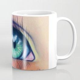 Kaleidoscopic Vision Coffee Mug