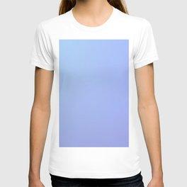 BLACKOUT - Minimal Plain Soft Mood Color Blend Prints T-shirt