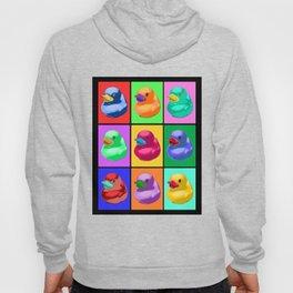 Pop Art Ducky Hoodie