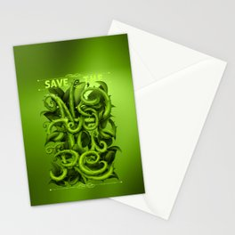 Save The Nature Stationery Cards