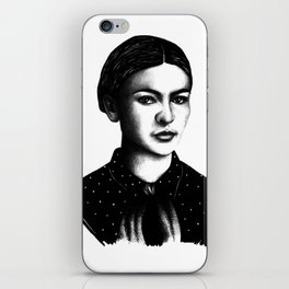 Frida Khalo iPhone Skin