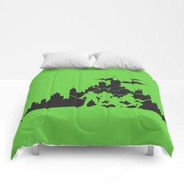 TMNT: Big Apple 3AM Comforters
