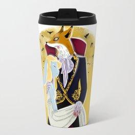 Mr Fox and Miss Rabbit Travel Mug