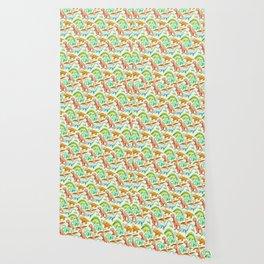 Dinosaur Skin Wallpaper