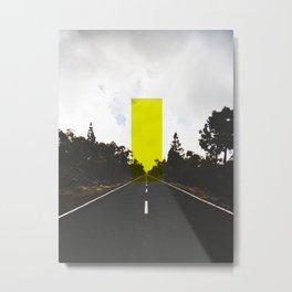 LIGE UD Metal Print