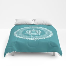 Yoga Comforters