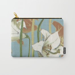 Provincial Flowers - Quebec Carry-All Pouch
