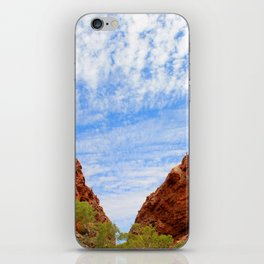 Vision of the Outback iPhone Skin
