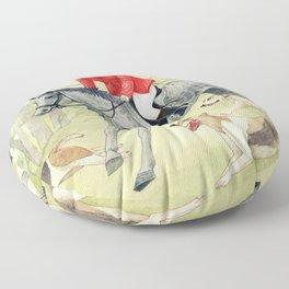 Pursue Floor Pillow