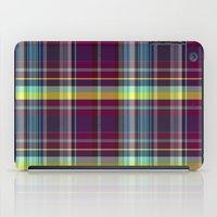 vegetable iPad Cases featuring vegetable madras by design lunatic