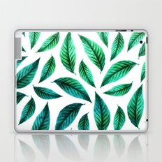 Tropical Foliage Pattern #society6 #decor #buyart Laptop & iPad Skin