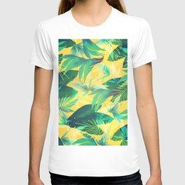 Tropical Leaves 2 T-shirt